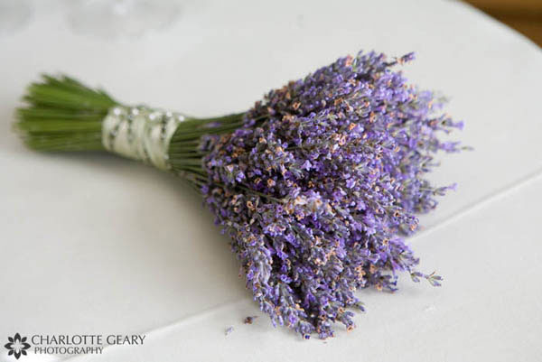 Bouquet of lavender