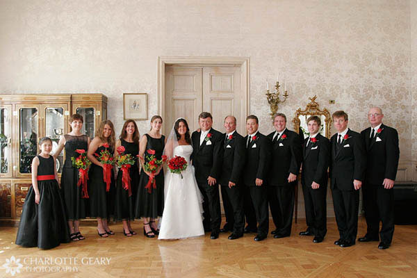 Red Black Champagne Wedding Colors White Red And Black Wedding