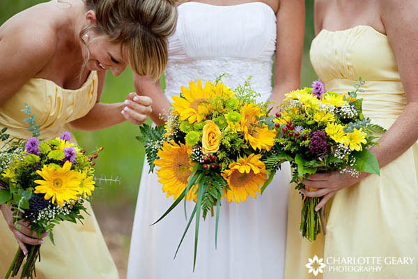 Elexia\'s blog: Yellow Wedding FlowerThe atmosphere of the wedding is ...