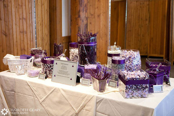 Ideas for Candy-buffets: Charlotte Geary Photography